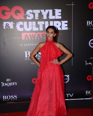 Shibani Dandekar - Photos: GQ Style & Culture Awards 2019 at Taj Lands End