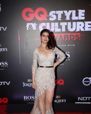 Fatima Sana Shaikh - Photos: GQ Style & Culture Awards 2019 at Taj Lands End