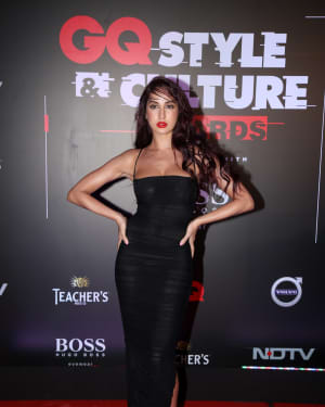Nora Fatehi - Photos: GQ Style & Culture Awards 2019 at Taj Lands End
