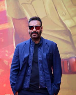 Ajay Devgan - Photos: Trailer Launch Of Film De De Pyaar De