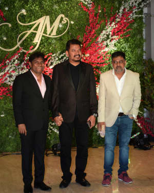 Photos: Wedding Reception of Aksshay & Murup at Sahara Star Hotel | Picture 1640495