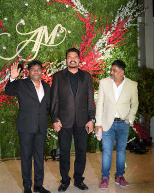 Photos: Wedding Reception of Aksshay & Murup at Sahara Star Hotel | Picture 1640497