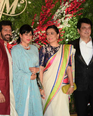 Photos: Wedding Reception of Aksshay & Murup at Sahara Star Hotel | Picture 1640511