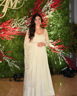 Divya Khosla - Photos: Wedding Reception of Aksshay & Murup at Sahara Star Hotel
