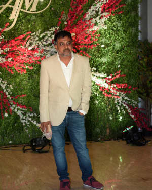 Photos: Wedding Reception of Aksshay & Murup at Sahara Star Hotel | Picture 1640492
