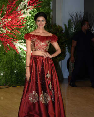 Diana Penty - Photos: Wedding Reception of Aksshay & Murup at Sahara Star Hotel