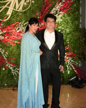 Photos: Wedding Reception of Aksshay & Murup at Sahara Star Hotel | Picture 1640507