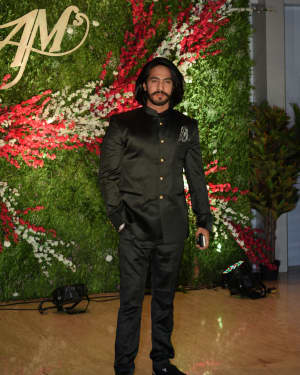 Thakur Anoop Singh - Photos: Wedding Reception of Aksshay & Murup at Sahara Star Hotel | Picture 1640504