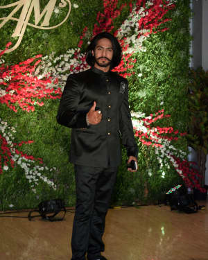 Thakur Anoop Singh - Photos: Wedding Reception of Aksshay & Murup at Sahara Star Hotel | Picture 1640506