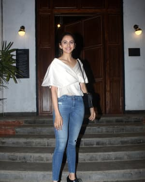 Photos: Rakul Preet Singh Spotted at Ministry Of Crabs   Picture 1640829