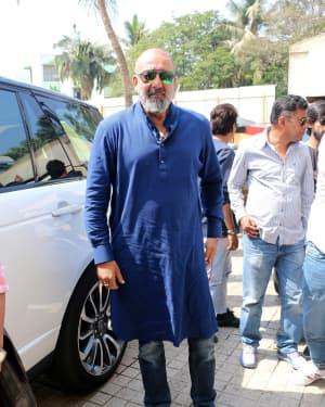 Sanjay Dutt - Photos: Trailer launch of film Kalank at PVR