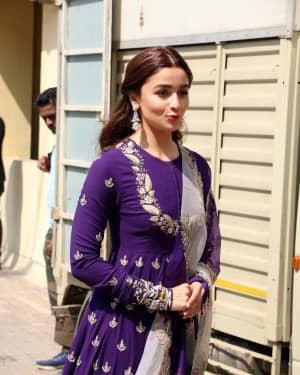 Alia Bhatt - Photos: Trailer launch of film Kalank at PVR   Picture 1640881