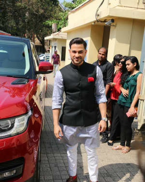 Varun Dhawan - Photos: Trailer launch of film Kalank at PVR | Picture 1640884