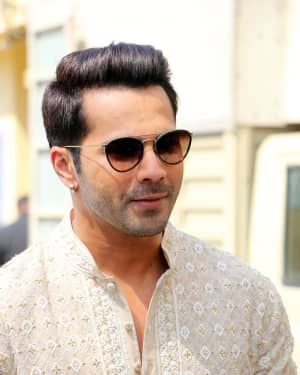 Varun Dhawan - Photos: Trailer launch of film Kalank at PVR