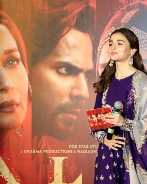 Alia Bhatt - Photos: Trailer launch of film Kalank at PVR | Picture 1640886