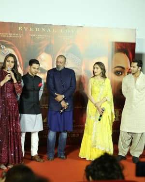 Photos: Trailer launch of film Kalank at PVR