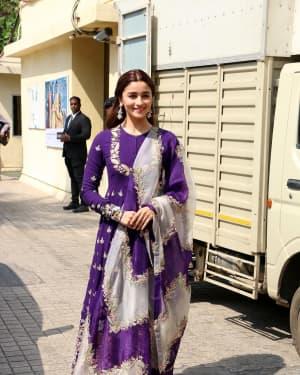 Alia Bhatt - Photos: Trailer launch of film Kalank at PVR   Picture 1640880