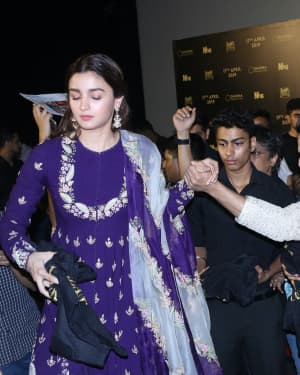 Alia Bhatt - Photos: Trailer launch of film Kalank at PVR | Picture 1640902