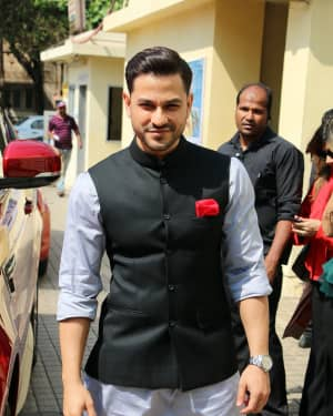 Varun Dhawan - Photos: Trailer launch of film Kalank at PVR   Picture 1640883
