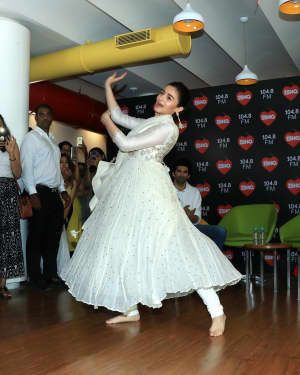 Alia Bhatt - Photos: Promotion Of Kalank at Radio Mirchi Lower Parel