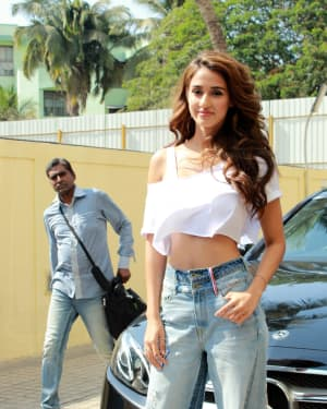 Disha Patani - Photos: Pepsi's New Anthem 'Har Ghoont Me Swag' Launch at PVR | 1641635