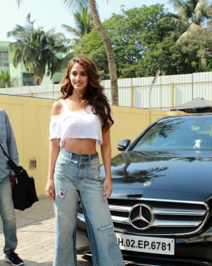 Disha Patani - Photos: Pepsi's New Anthem 'Har Ghoont Me Swag' Launch at PVR | 1641624