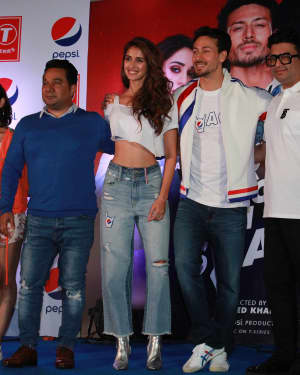 Photos: Pepsi's New Anthem 'Har Ghoont Me Swag' Launch at PVR | 1641631