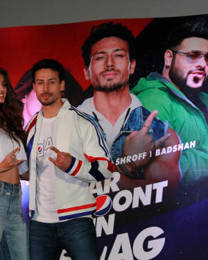 Photos: Pepsi's New Anthem 'Har Ghoont Me Swag' Launch at PVR | 1641621