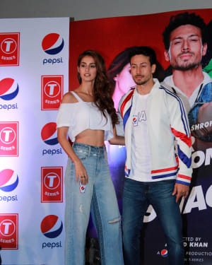 Photos: Pepsi's New Anthem 'Har Ghoont Me Swag' Launch at PVR | 1641640