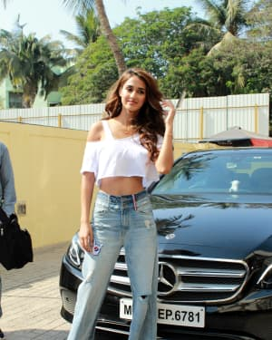 Disha Patani - Photos: Pepsi's New Anthem 'Har Ghoont Me Swag' Launch at PVR | 1641630