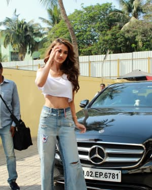 Disha Patani - Photos: Pepsi's New Anthem 'Har Ghoont Me Swag' Launch at PVR | 1641633