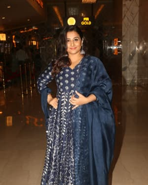 Vidya Balan - Photos: Announcement of Critic's Choice Awards at PVR Icon | Picture 1641818
