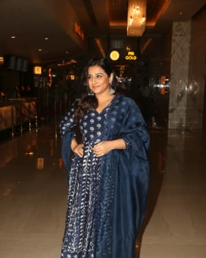 Vidya Balan - Photos: Announcement of Critic's Choice Awards at PVR Icon | Picture 1641807