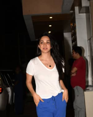 Kiara Advani - Photos: Film Kabir Singh Team at Ekta Kapoor's House