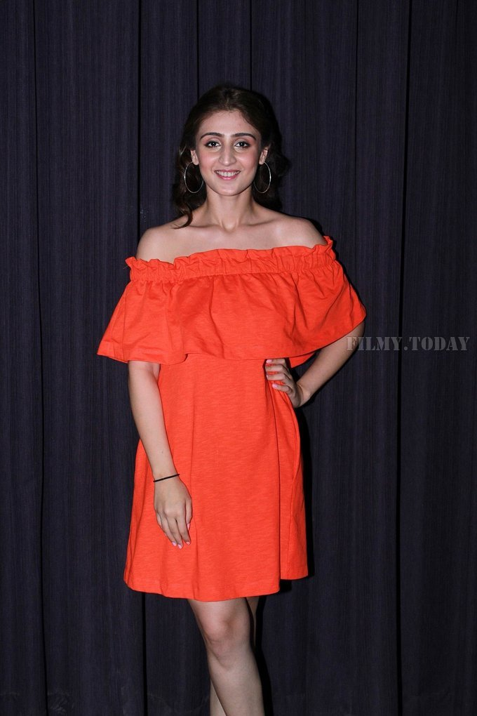Photos: Dhvani Bhanushali Spotted at T-Series Office   Picture 1641966