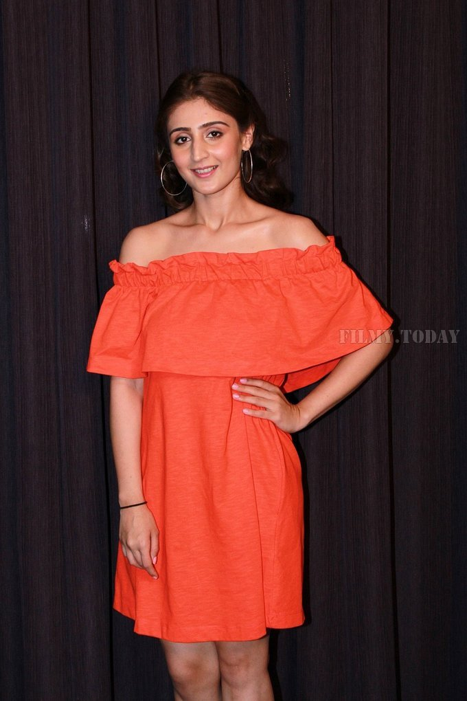 Photos: Dhvani Bhanushali Spotted at T-Series Office | Picture 1641971