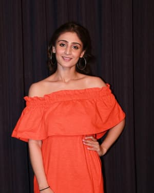 Photos: Dhvani Bhanushali Spotted at T-Series Office