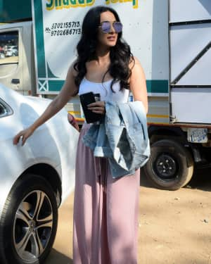 Photos: Kiara Advani Spotted at Rohan Shreshtha's Studio | Picture 1641948