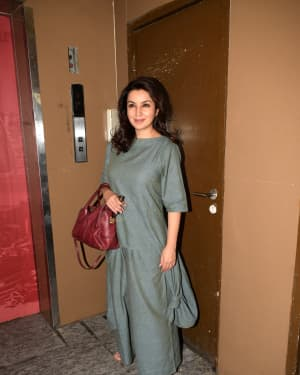 Photos: Tisca Chopra Spotted At PVR