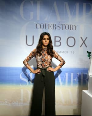 Photos: Shibani Dandekar at the unveiling of Spring Summer collection of fashion brand Cover Story | 1642285