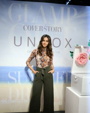 Photos: Shibani Dandekar at the unveiling of Spring Summer collection of fashion brand Cover Story | 1642286
