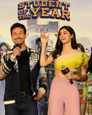 Photos: Trailer Launch Of Film Student Of The Year 2 at PVR | Picture 1642178