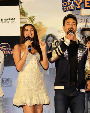 Photos: Trailer Launch Of Film Student Of The Year 2 at PVR