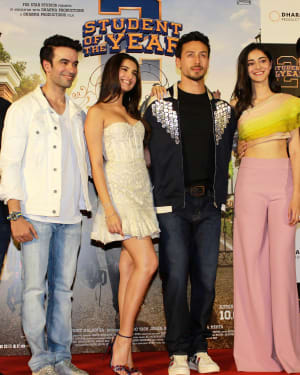 Photos: Trailer Launch Of Film Student Of The Year 2 at PVR | Picture 1642180