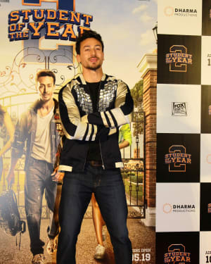 Photos: Trailer Launch Of Film Student Of The Year 2 at PVR   Picture 1642189