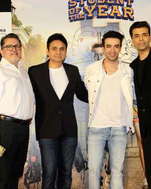Photos: Trailer Launch Of Film Student Of The Year 2 at PVR | Picture 1642192