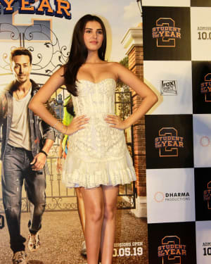 Photos: Trailer Launch Of Film Student Of The Year 2 at PVR   Picture 1642183