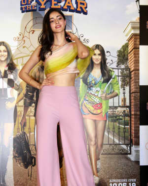 Photos: Trailer Launch Of Film Student Of The Year 2 at PVR   Picture 1642186