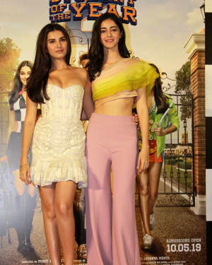 Photos: Trailer Launch Of Film Student Of The Year 2 at PVR   Picture 1642185