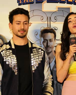 Photos: Trailer Launch Of Film Student Of The Year 2 at PVR | Picture 1642177